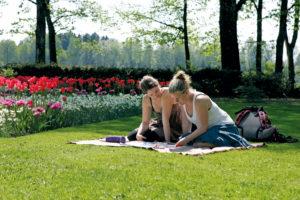 Foto tatt i NMBU parken mai 2012.